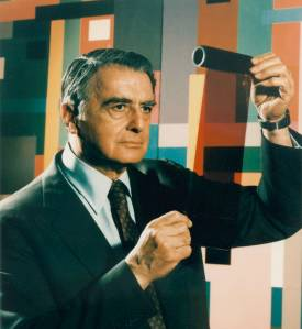 Edwin H. Land  founder of The Polaroid Corporation